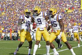 lsu football position primer a look at who will lead tigers at
