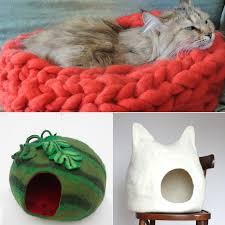 cute cat beds popsugar home