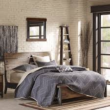 ink ivy lancaster amber queen bed free shipping today