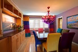 Dining Room Light Pendant Lighting For Dining Room With Fun Colors 8 At In Seven
