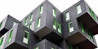 architektur uni kã ln studierenden service center terrassen bau mit blick ins grüne