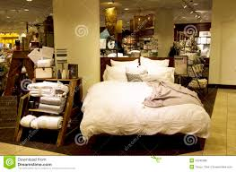 Home Goods Bedspreads Bedding And Home Goods Department Store Stock Photo Image 39047047