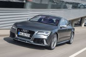 first audi ever made 2014 audi rs7 first drive automobile magazine