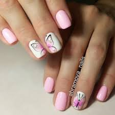 Pic Of Nail Art Designs Best 25 Butterfly Nail Art Ideas On Pinterest Butterfly Nail