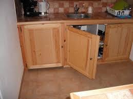 meuble cuisine en pin cuisine constructeur maisons en bois