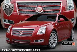 cadillac cts sport coupe cadillac cts coupe mesh egx sport grille 2011 2012 2013