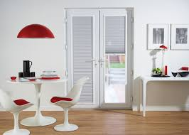 perfect fit pleated blinds are just the job for french doors
