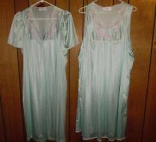 Vanity Fair Coloratura Nightgown Vanity Fair Gowns For Women Ebay