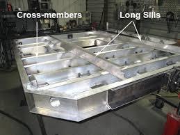Aluminum Bed Frame Aluminum Truck Flatbed Bodies Truck Stake Bodies Custom
