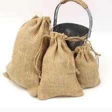 small burlap bags hemp small jute bag large cheap burlap gift bags wedding