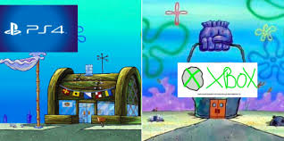 Your Gonna Have A Bad Time Meme Generator - krusty krab vs chum bucket know your meme