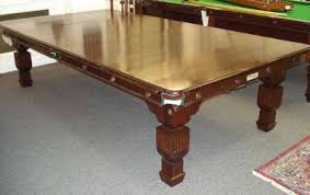 convertible pool dining table m548 3 4 size burroughes and watts oak convertible billiard dining