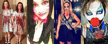Scary Teen Halloween Costumes U0027s Scarier Halloween Diy Scary Halloween