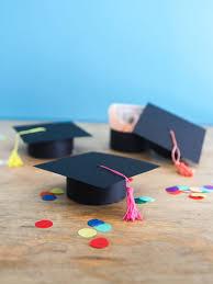 graduation boxes graduation cap gift boxes diy