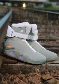 Nike Light Back To The Future 2 Light Up Shoes