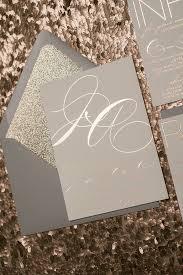 gold foil wedding invitations best 25 foil wedding invitations ideas on classic