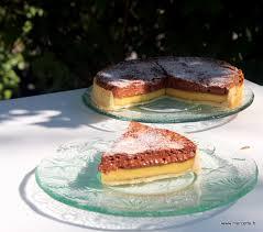 livre cuisine mercotte tarte à la crème de vanille et crousti moelleux au chocolat et