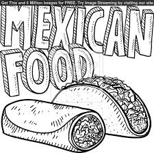 mexico flag coloring pages kids for mexican color page and