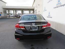 2014 used honda civic sedan 4dr manual lx at honda mall of georgia