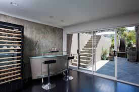 home bar interior design modern minimalist home interior design of franklin house by