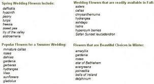 wedding flowers list wedding flowers from hummingbirds flowers gifts your local