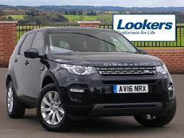 land rover discovery sport 2016 land rover discovery sport td4 se tech black 2016 03 30 in