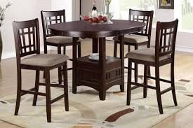 Dining Room Sets 4 Chairs Chic Dining Room Sets 4 Chairs Distinctive Pedestal Glass