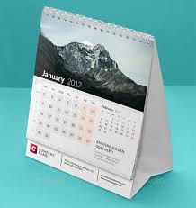 Desk Calendar Design Ideas 50 Calendar Design Templates Design Trends Premium Psd