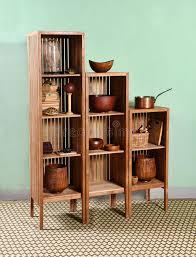 etagere legno etagere di legno modulare che visualizza articolo da cucina