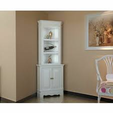 White Corner Cabinet With Doors Swinford Furniture Images Carousels Corner On Living Room Awesome