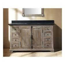 All Wood Vanity For Bathroom 22 Best Weathered Wood Bathroom Vanities Images On Pinterest