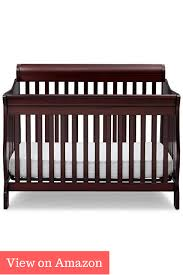 Delta Canton 4 In 1 Convertible Crib Espresso Cherry by Best Baby Crib Of 2017 Buying Guide U0026 Reviews