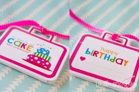 Birthday Card Holder Printable Birthday Cake Gift Card Holders Lauren Mckinsey Printables