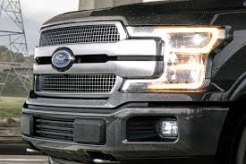 2018 ford f 150 platinum truck model highlights ford com