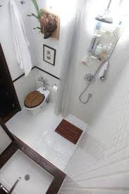 bathroom rustic double vanities mosaic tile bathroom shower