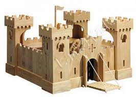 Wood Projects For Christmas Presents by Toy Wooden Castles And Forts For Sale Christmas Gift Ideas For