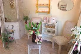 Shabby Chic Salon Furniture by Rich In Culture And Color Business Nails Magazine