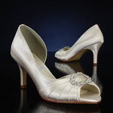 wedding shoes wide width ivanna 318 by touch ups at bridalshoes