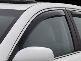 weathertech black friday sale weathertech side window deflectors realtruck com