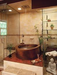 how to incorporate a tub into your japanese bathroom design