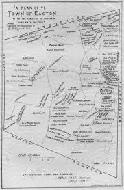 Map Of Ma Usgenweb Easton Ma
