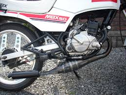 honda mb honda 80cc racing exhausts