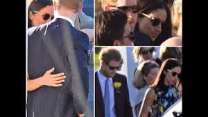 exclusive prince harry u0026 meghan markle public affection at high