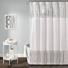 Black Sequin Shower Curtain Bathroom Accessories Toilet Paper Holder Kirklands