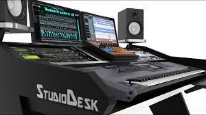 Audio Studio Desk by Video Assembly Manual Virtuoso Desk By Studiodesk Youtube