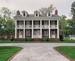 Federal Style House Plans Southern Colonial Style House Plans Federal Style House Southern