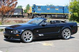 mustang gt 281 sell used 2006 ford saleen mustang gt convertible 2 door 4 6l s