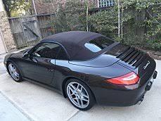 2009 porsche 911 cabriolet 2009 porsche 911 cars for sale classics on autotrader
