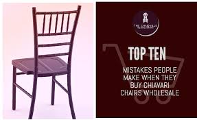 wholesale chiavari chairs for sale tips for buying chiavari chairs wholesale archives the