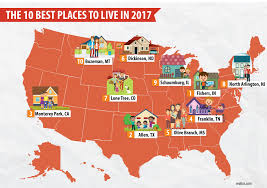 What State Is The Cheapest To Live In by These Towns Have It All The 10 Best Places To Live In America